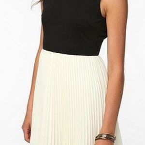 Urban Outfitters Black and White Cocktail Dress
